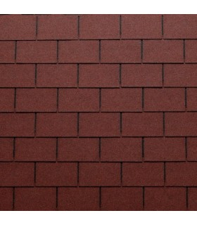 Tegola Top Shingle Standard Rosu