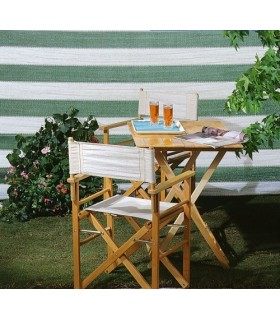 Plasa de umbrire Soleado alb / verde