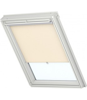 Rulou decorativ Velux RHL, Atenueaza lumina, Fixare in 3 pozitii