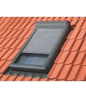 Rolete exterioare Fakro ARZ-H, Protectie impotriva caldurii, Intuneric total, Izolare fonica, Actionare manuala