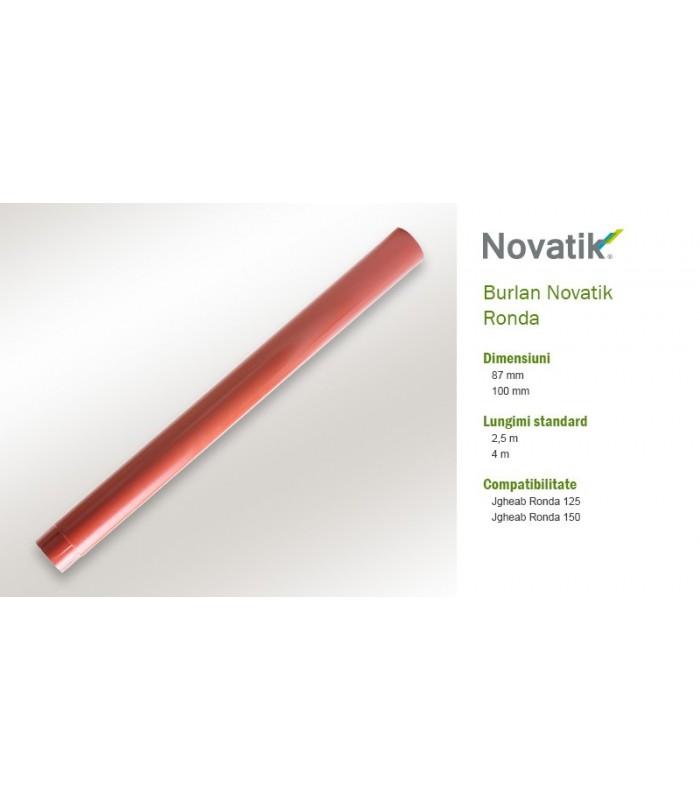 Set complet de burlan Novatik Ronda 87 mm