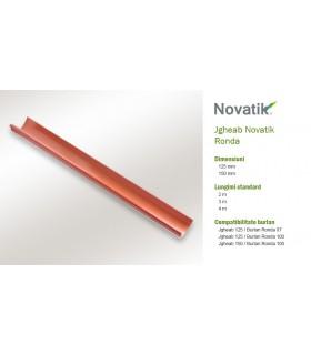 Set complet de jgheab Novatik Ronda 125 mm