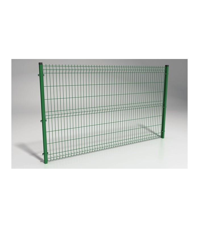 Set complet de gard din panou ZN + PVC H200 cm