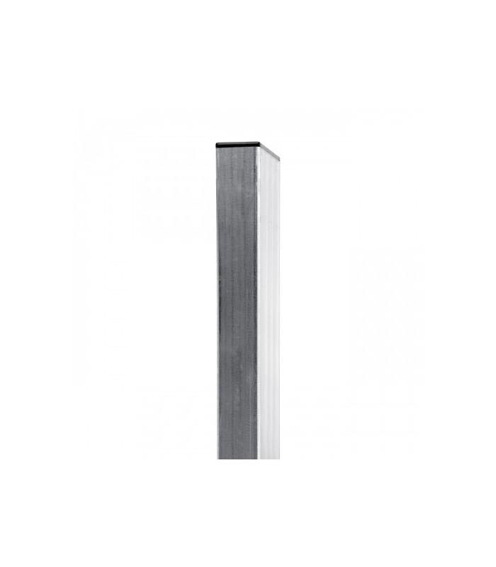 Stalp zincat rectangular 60 x 40 MM