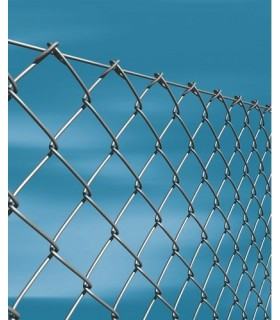 Set gard din plasa zincata H 200 cm L 100 m