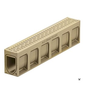 Rigola beton monoblock PD 100 V (DN 100 mm)