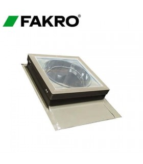 Tunel de lumina FAKRO SR_ D25 cm, Tub rigid, Acoperis inclinat