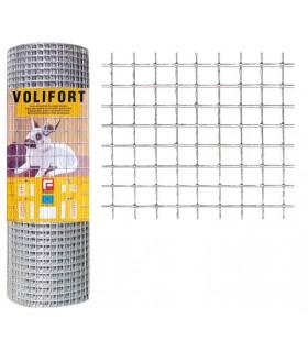 Plasa pentru custi Volifort, Dimensiune ochi 19x19 mm, Inaltime 100 cm, Lungime 10 m