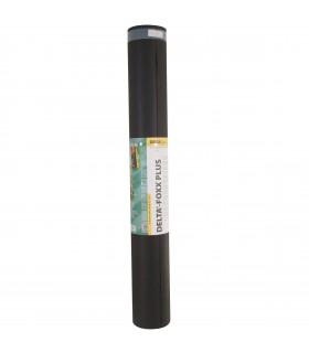 Folie anticondens Delta-Foxx Plus cu banda autoadeziva, Ignifuga, 75 mp/sul, 270 g/mp