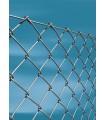 Plasa de gard zincata Griplas, Lungime 25 m, Grosime fir 2 mm