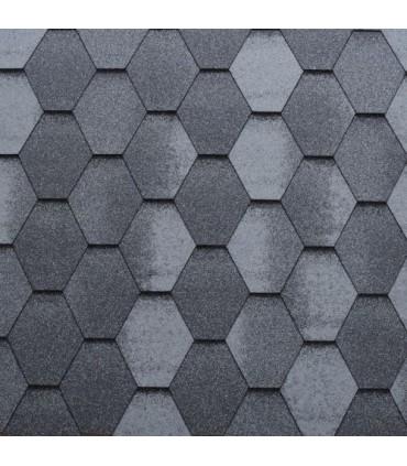 Sindrila bituminoasa Tegola Mosaik gri