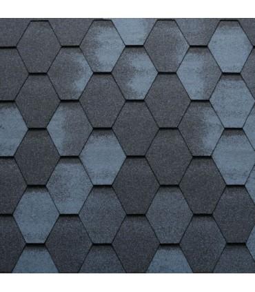 Sindrila bituminoasa Tegola Mosaik albastru