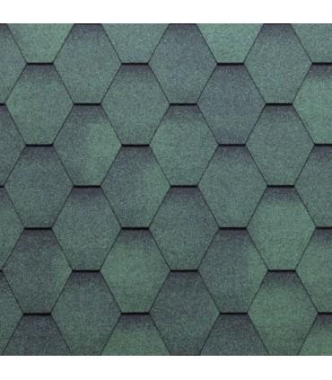 Sindrila bituminoasa Tegola Mosaik verde