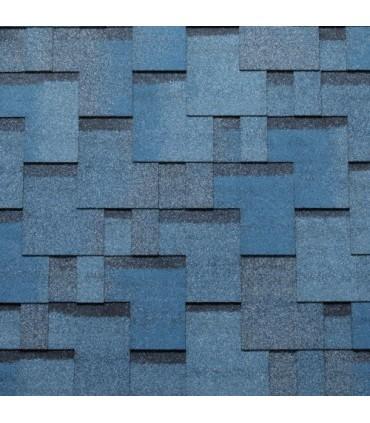 Sindrila bituminoasa Tegola Gothik albastru