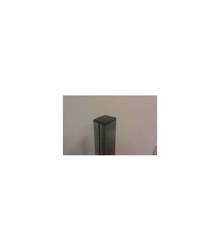 Stalp zincat rectangular 50 x 40 MM