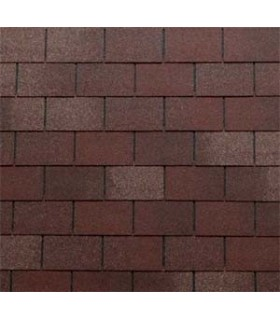 Tegola Top Shingle Standard Rosu 2 Tonuri