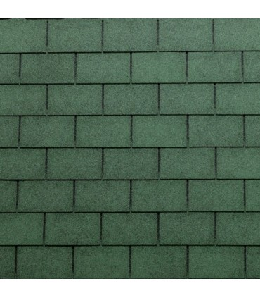 Tegola Top Shingle Standard Verde 2 Tonuri