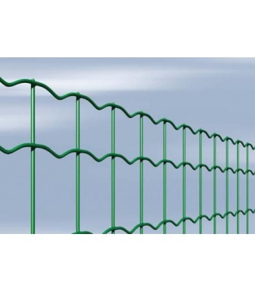 Gard plasticat Novaplax