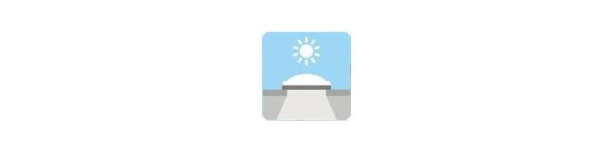 Ferestre pentru acoperis terasa