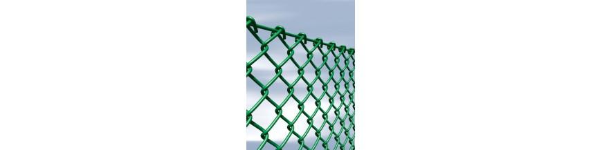 Plasa de gard impletita