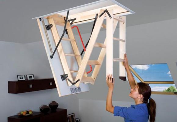 Scara de mansarda – Instructiuni de montaj